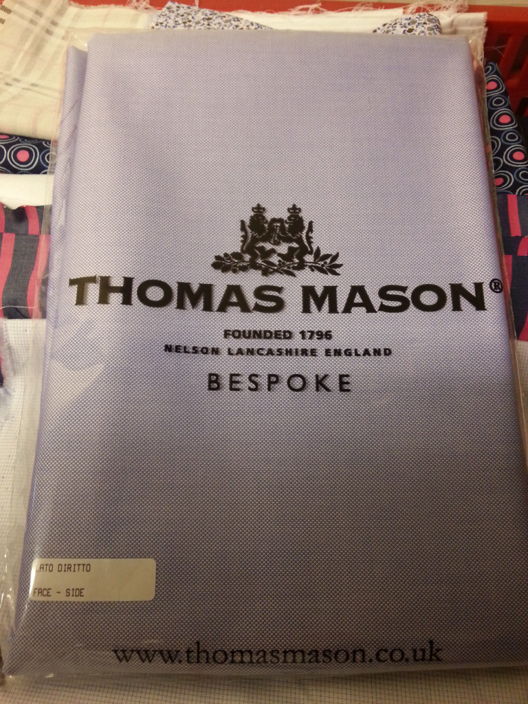 Royal Oxford Thomas Mason